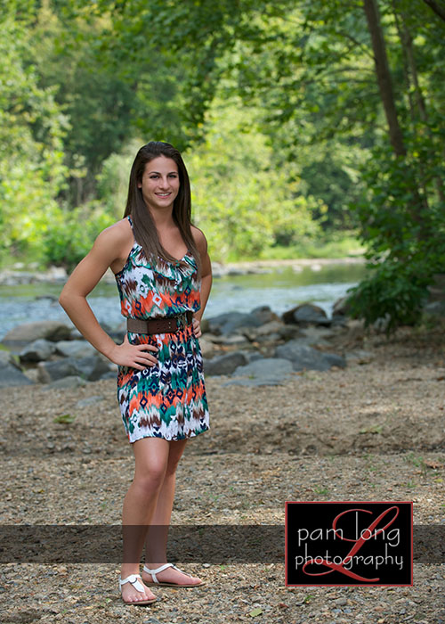 Ellicott City High School Senior Portraits 3