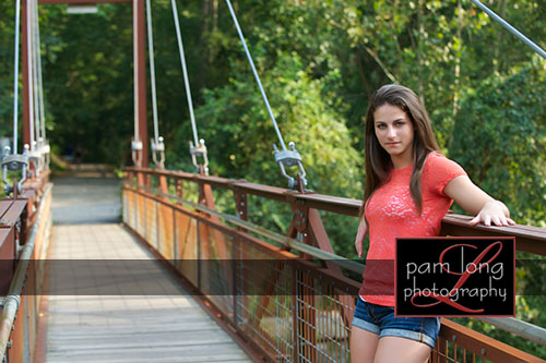 Ellicott City High School Senior Portraits 7
