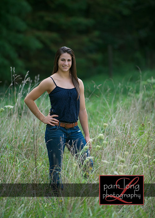 Ellicott City High School Senior Portraits 9
