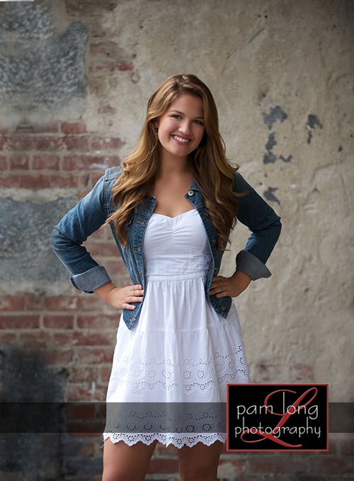 Ellicott City Senior Portrait Photography 1
