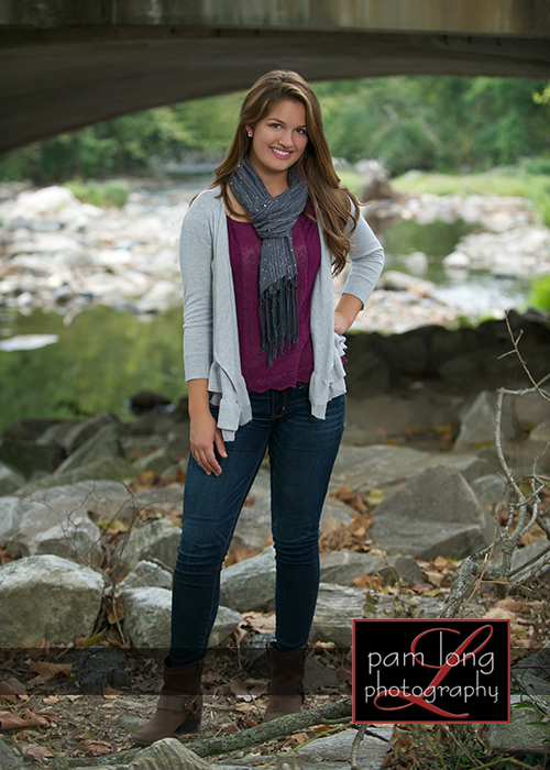 Ellicott City Senior Portrait Photography 4