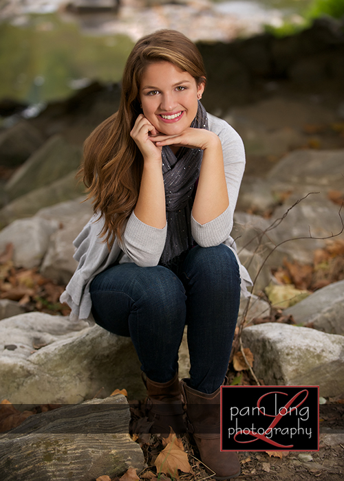 Ellicott City Senior Portrait Photography 5