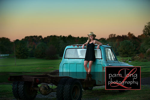 Howard County Senior Pictures 9
