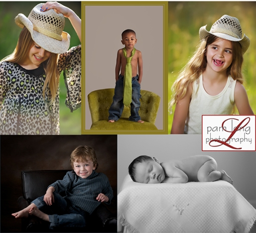 Kids Photos for newsletter