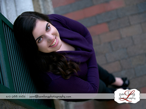 Senior portraits Ellicott City Photography