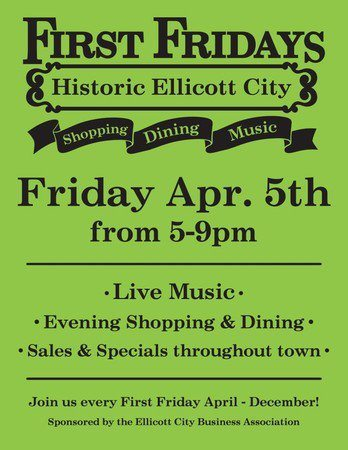 First Fridays Ellicott City