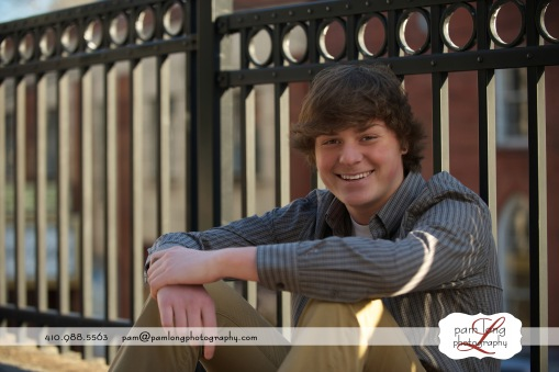 howard county senior portraits