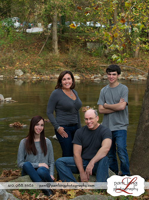 Howard County Outdoor family photographer Ellicott City Maryland