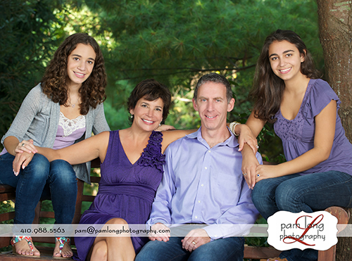 Ellicott City Family portrait photographer Howard County Maryland