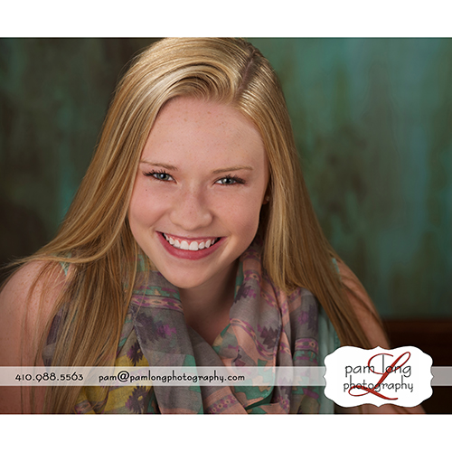 beautiful high school senior photos Ellicott City photographer Howard County Maryland photography studio