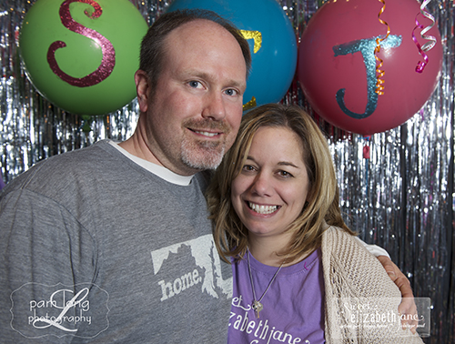 Birthday Photobooth pictures Historic Ellicott City