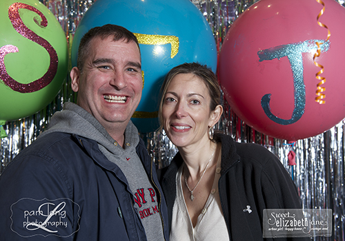 photobooth birthday party Ellicott City photographer