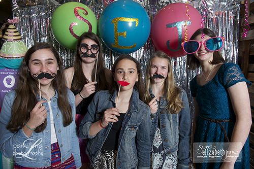 Photobooth Howard County photographer Ellicott City