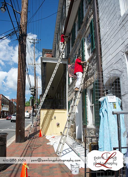 Benjamin Moore paints Ellicott City Pam Long Photography Wind River Suze Make up