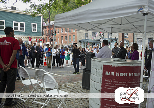 Event photographer in Ellicott City MD Paint What Matters