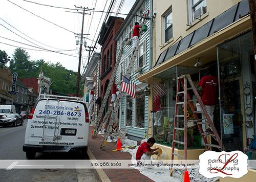 Paint What Matters Ellicott City MD photographer