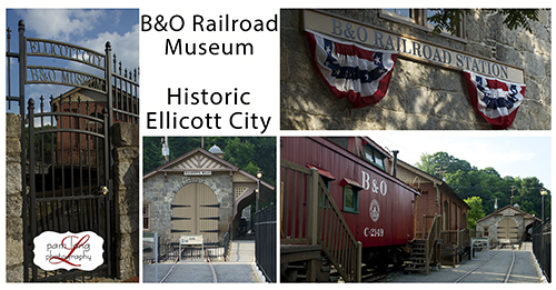 B&O Railroad Museum Ellicott City Photography blog