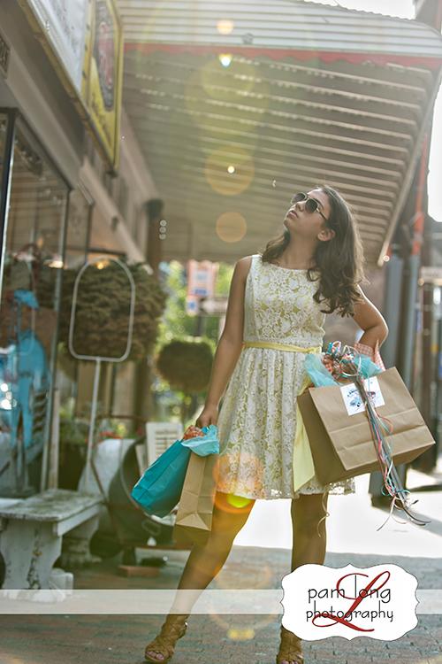 Ellicott City Main Street Shopping Parade Magazine