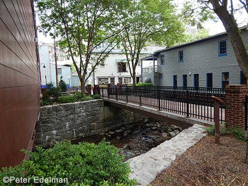 Ellicott City Historic District Restaurants