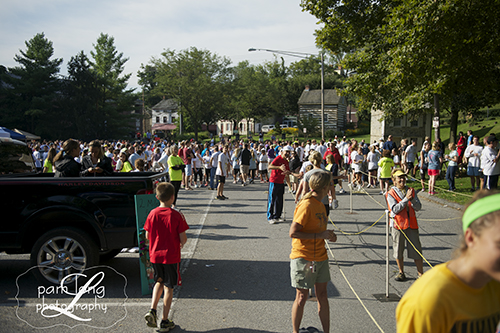2 Miles for 2 Hearts Ellicott City Photographer