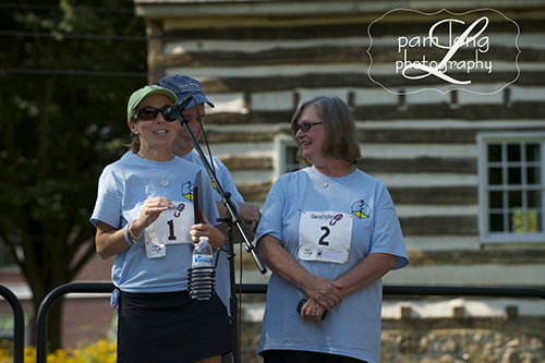 2 miles for 2 hearts Howard County Photographer