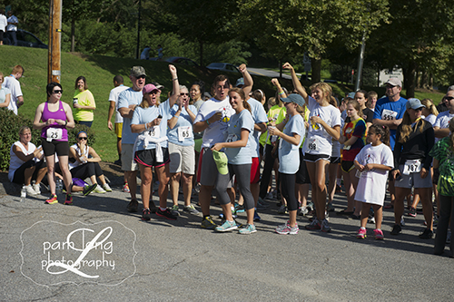 2 Miles for 2 Hearts Photographer