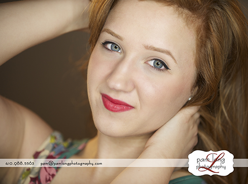 Howard County Photography studio in Ellicott City MD senior pictures