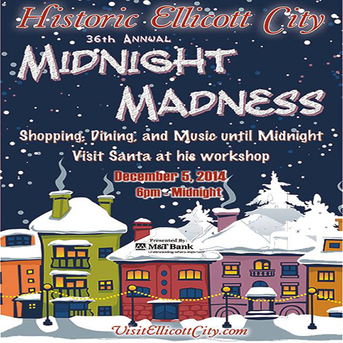 Midnight Madness 2014 Ellicott City