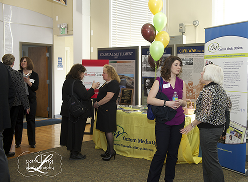 Howard County Visitor Center Power of the Purse Pam Long Photography Custom Media Options
