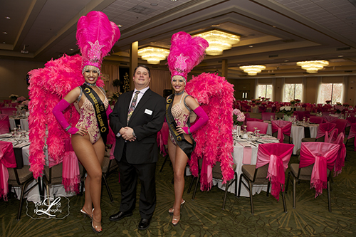 Pretty In Pink Turf Valley Horseshoe Casino Pam Long Photography