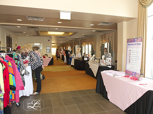 Pretty In Pink Turf Valley Vendors Pam Long Photography