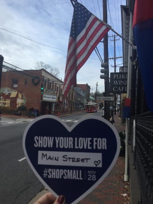 Shop Small Historic Ellicott City Pam Long Photography
