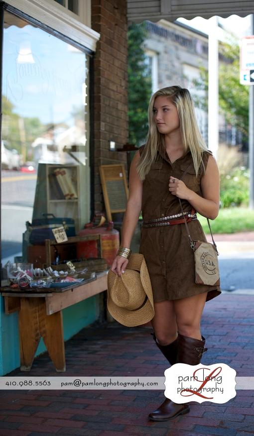 Shopping Historic Ellicott City Photographer Pam Long Photography studio Howard County