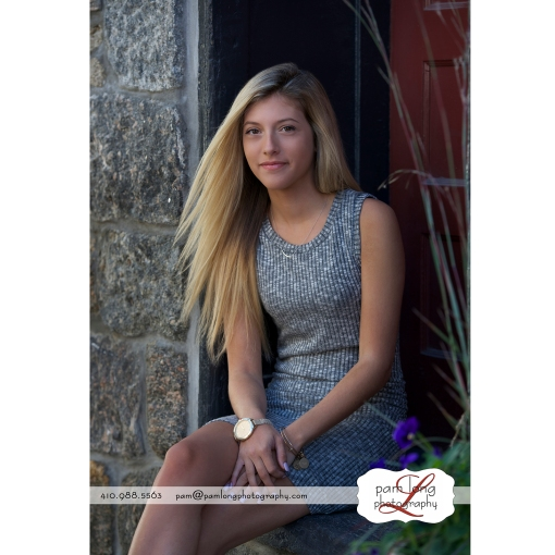 Outdoor Ellicott City photographer Pam Long Photography studio Howard County MD