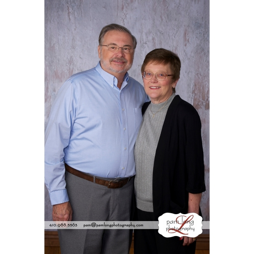Couple photographer grandparents Howard County Maryland Pam Long Photography studio Ellicott City MD
