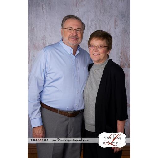 Couple photographer grandparents Howard County Maryland Pam Long Photography studio Ellicott City MD