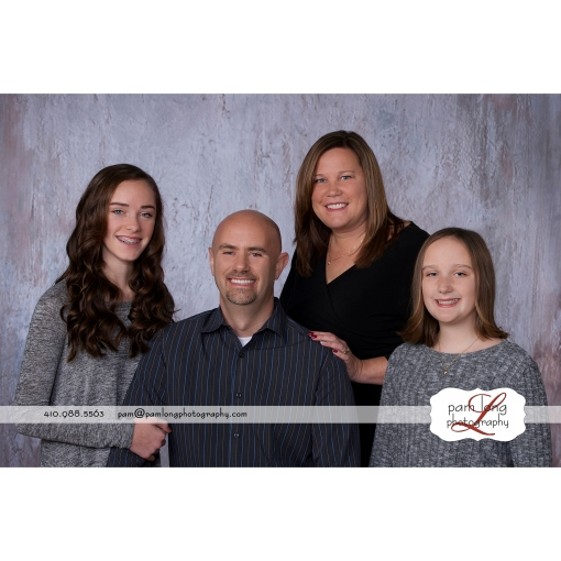 Family photographer Howard County Maryland Pam Long Photography studio Ellicott City MD