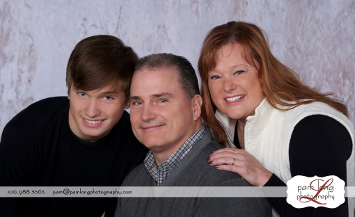 Family photographer in Howard County Maryland Pam Long Photography studio Ellicott City MD