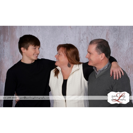 Family photographer in Howard County Maryland Pam Long Photography studio Ellicott City